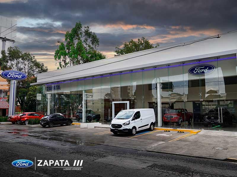 Ford Zapata Lomas Verdes