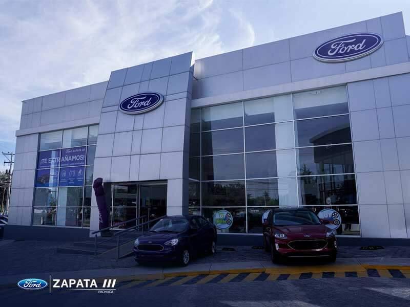 Ford Zapata Pachuca