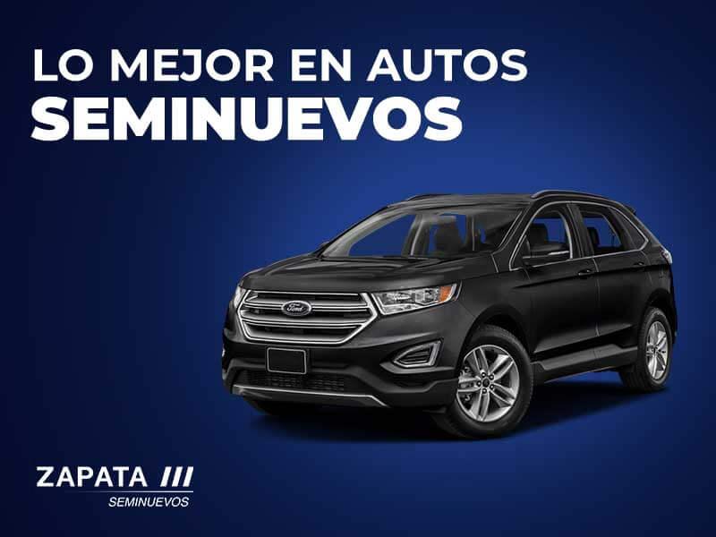 Ford Zapata Seminuevos