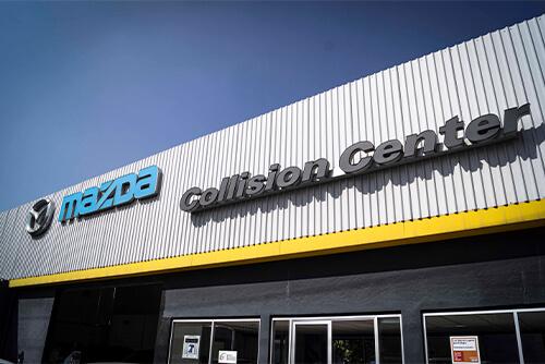 Collision center Zapata